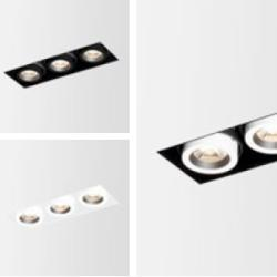 Seek Gap 3.0 ceiling recessed